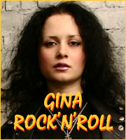 GINA ROCK-N-ROLL